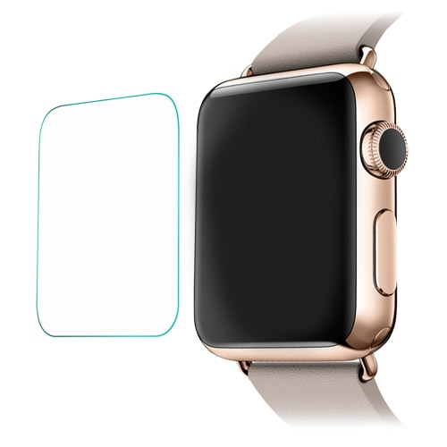 Premium Tempered Glass Screen Protector Cover for 42mm Apple Watch iWatch 8-9H 0.3mm Thick High Transparency Anti-scratch Anti-dusCellphone &amp; Accessories<br>Premium Tempered Glass Screen Protector Cover for 42mm Apple Watch iWatch 8-9H 0.3mm Thick High Transparency Anti-scratch Anti-dus<br>