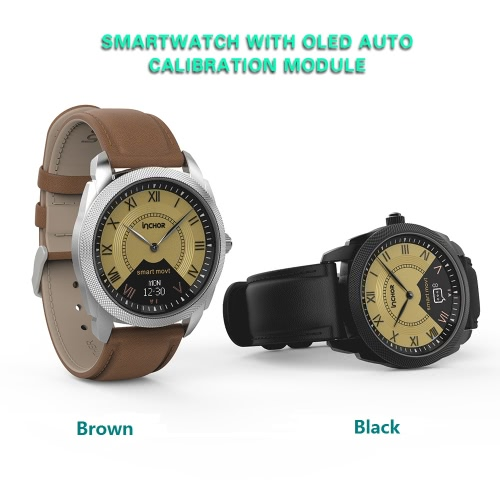 INCHOR InClock 0.42 OLED Smartwatch with Auto Calibration Module BT 4.0 Activity Tracker Time Reminder Call Notification Blood PrCellphone &amp; Accessories<br>INCHOR InClock 0.42 OLED Smartwatch with Auto Calibration Module BT 4.0 Activity Tracker Time Reminder Call Notification Blood Pr<br>