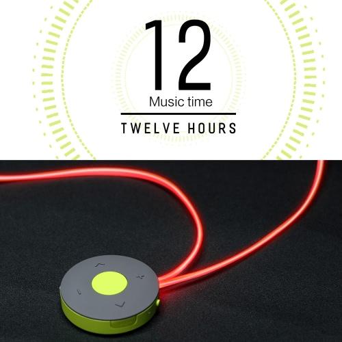 ROCK Lava Glow Bluetooth Earphone High Quality Sound Sports Running Gym Anti-sweat Bluetooth V4.0 Luminous Headset Earphones for iCellphone &amp; Accessories<br>ROCK Lava Glow Bluetooth Earphone High Quality Sound Sports Running Gym Anti-sweat Bluetooth V4.0 Luminous Headset Earphones for i<br>