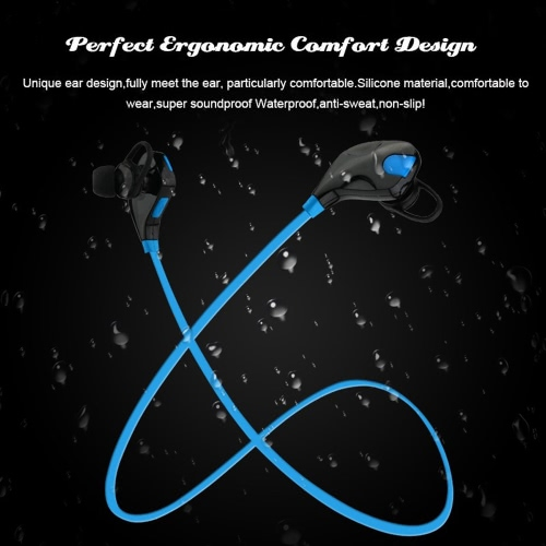 QY7S Business Sport Earphone In-ear Wireless Stereo BT4.1 Running Headphone Headset Hands-free Pair/Off/On Receive/Hang Music PlayCellphone &amp; Accessories<br>QY7S Business Sport Earphone In-ear Wireless Stereo BT4.1 Running Headphone Headset Hands-free Pair/Off/On Receive/Hang Music Play<br>