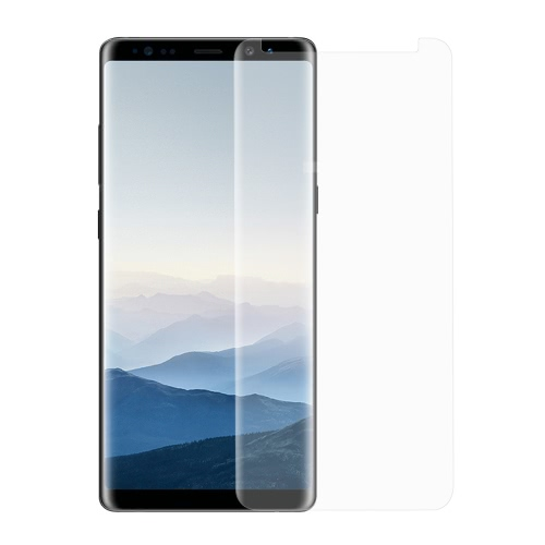 2.5D Arc Tempered Glass Screen Protector for 6.3 Inches Samsung Galaxy Note 8 Full Body Coverage Skin Protective Phone HD film CovCellphone &amp; Accessories<br>2.5D Arc Tempered Glass Screen Protector for 6.3 Inches Samsung Galaxy Note 8 Full Body Coverage Skin Protective Phone HD film Cov<br>