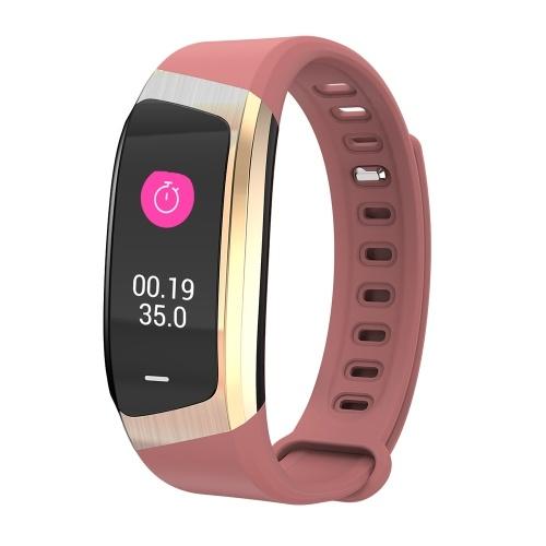 E18 Smart Bracelet Heart Rate Monitor Fitness Tracker Monitor