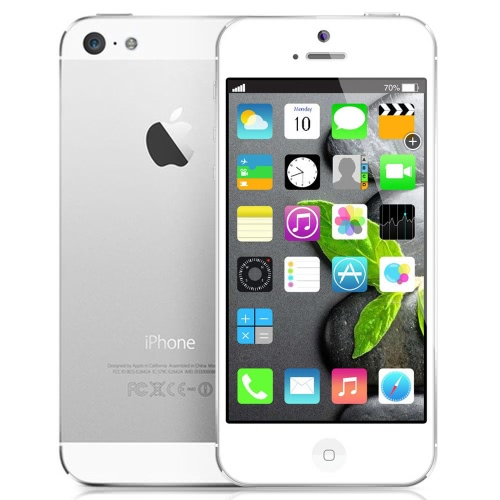 Apple iPhone 5 Unlocked Refurbished Smartphone 4G LTE 3G WCDMA iOS 9.3 OS Dual Core 4.0 Screen 1.3GHz 1GB RAM 32GB ROM 1.2MP 8.0MCellphone &amp; Accessories<br>Apple iPhone 5 Unlocked Refurbished Smartphone 4G LTE 3G WCDMA iOS 9.3 OS Dual Core 4.0 Screen 1.3GHz 1GB RAM 32GB ROM 1.2MP 8.0M<br>