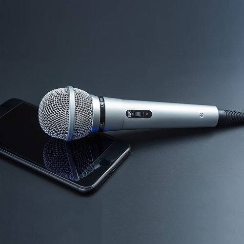 Lexi Professional Network Microphone Omnidirectional Singing Machine Ergonomic Design 3.5mm Jack for Smartphone Laptop ComputerCellphone &amp; Accessories<br>Lexi Professional Network Microphone Omnidirectional Singing Machine Ergonomic Design 3.5mm Jack for Smartphone Laptop Computer<br>