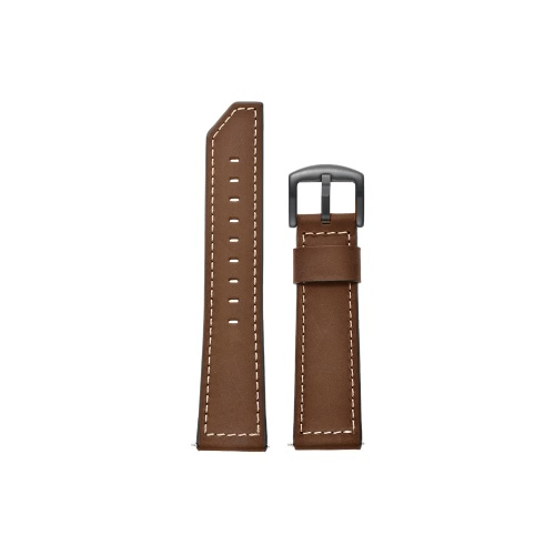 [With Frame] Pull-up Genuine Leather Replacement Watch Band Strap Bracelet for Fitbit Blaze Fitness Smart WatchCellphone &amp; Accessories<br>[With Frame] Pull-up Genuine Leather Replacement Watch Band Strap Bracelet for Fitbit Blaze Fitness Smart Watch<br>