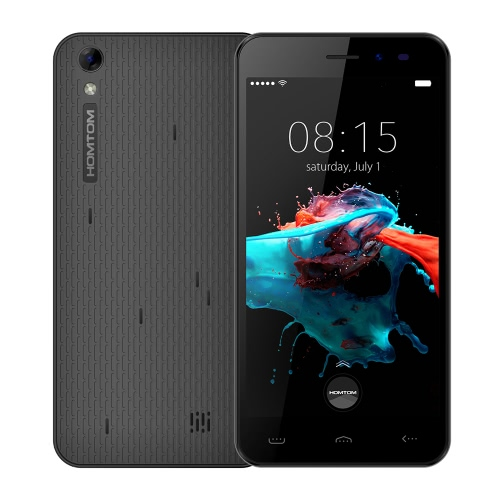 HOMTOM HT16 Smartphone 3G WCDMA Android 6.0 OS melcocha Quad Core MTK6580 5.0