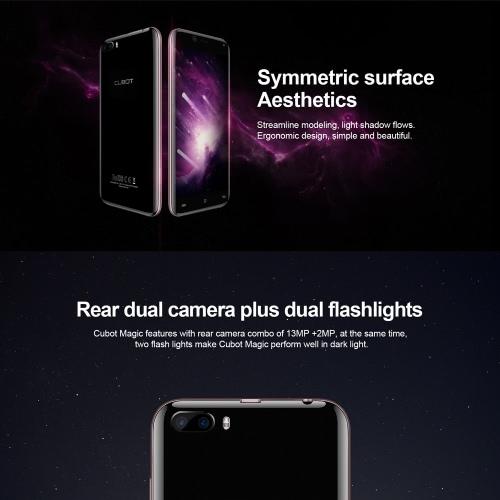 Cubot Magic 4G Smartphone 5.0 inches 3GB RAM 16GB ROMCellphone &amp; Accessories<br>Cubot Magic 4G Smartphone 5.0 inches 3GB RAM 16GB ROM<br>