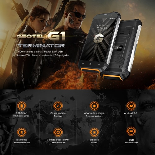 GEOTEL G1 3G Smartphone 5.0 inches 2GB RAM 16GB ROMCellphone &amp; Accessories<br>GEOTEL G1 3G Smartphone 5.0 inches 2GB RAM 16GB ROM<br>