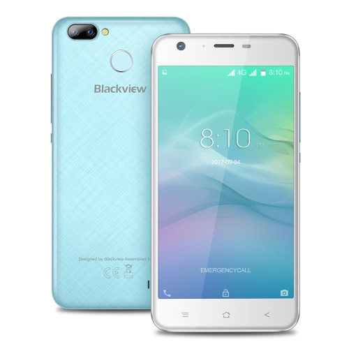 Blackview A7 Pro 4G LTE Smartphone 5.0inch HD Screen  2GB RAM 16GB ROMCellphone &amp; Accessories<br>Blackview A7 Pro 4G LTE Smartphone 5.0inch HD Screen  2GB RAM 16GB ROM<br>