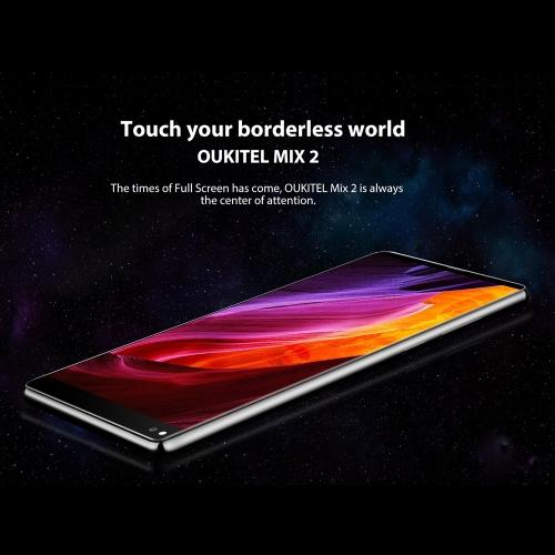 OUKITEL MIX 2 5.99 inches Smartphone  6GB RAM 64GB ROMCellphone &amp; Accessories<br>OUKITEL MIX 2 5.99 inches Smartphone  6GB RAM 64GB ROM<br>