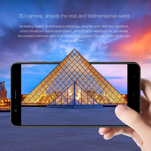 Elephone P8 3D 4G Mobile Phone 5.5-Inch FHD  4GB RAM 64 GB ROMCellphone &amp; Accessories<br>Elephone P8 3D 4G Mobile Phone 5.5-Inch FHD  4GB RAM 64 GB ROM<br>