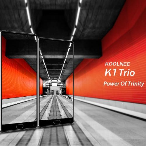 KOOLNEE K1 Trio 4G Smartphone Face ID  6GB RAM 128GB ROMCellphone &amp; Accessories<br>KOOLNEE K1 Trio 4G Smartphone Face ID  6GB RAM 128GB ROM<br>