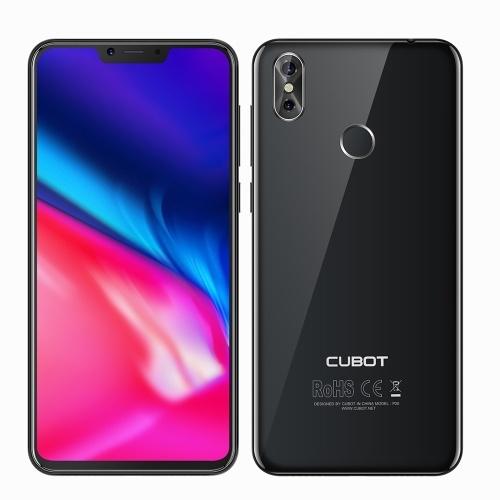 Cubot P20 Mobile Phone 4GB 64GB 6.18Inch Notch 19: 9 Screen