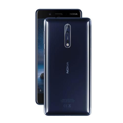 Versione globale NOKIA 8 Mobile Phone da 6 GB RAM 128 GB ROM