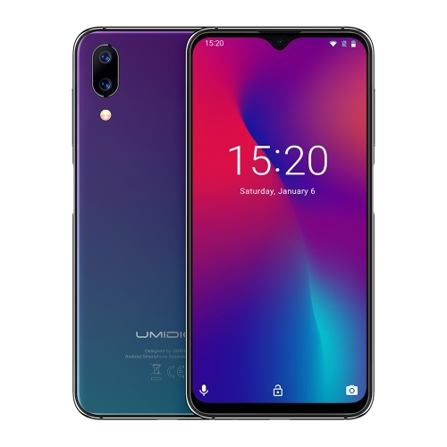 UMIDIGI One Max Smartphone 4GB 128GB [Presale until Dec.25]