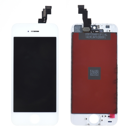 Screen Replacement for iPhone 5S 4 Inches LCD Capacitive Screen Multi-touch Digitizer Replacement Assembly Front GlassCellphone &amp; Accessories<br>Screen Replacement for iPhone 5S 4 Inches LCD Capacitive Screen Multi-touch Digitizer Replacement Assembly Front Glass<br>