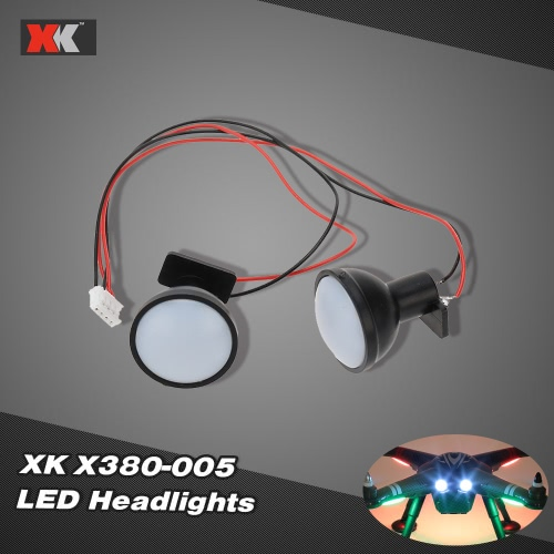 Original XK X380-005 LED Headlights for XK X380 RC QuadcopterToys &amp; Hobbies<br>Original XK X380-005 LED Headlights for XK X380 RC Quadcopter<br>