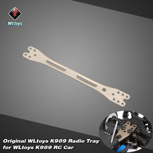 Original WLtoys K989-02 Radio Tray for WLtoys K969 K979 K999 K989 1/28 Scale RC CarToys &amp; Hobbies<br>Original WLtoys K989-02 Radio Tray for WLtoys K969 K979 K999 K989 1/28 Scale RC Car<br>