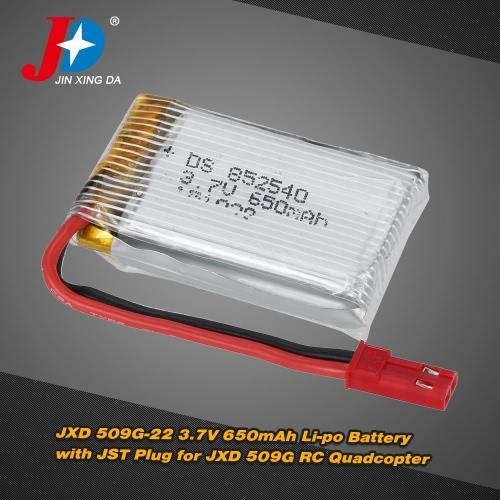 Original JXD 509G-22 3.7V 650mAh Li-po Battery with JST Plug for JXD 509G RC QuadcopterToys &amp; Hobbies<br>Original JXD 509G-22 3.7V 650mAh Li-po Battery with JST Plug for JXD 509G RC Quadcopter<br>