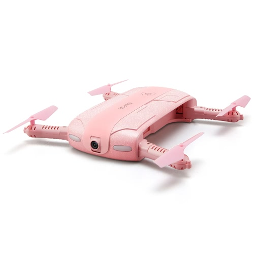 JJRC H37 ELFIE Mini Foldable Selfie Drone RC Quadcopter - PinkToys &amp; Hobbies<br>JJRC H37 ELFIE Mini Foldable Selfie Drone RC Quadcopter - Pink<br>