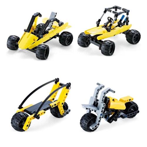 827Pcs Double E C51020W 30 in 1 RC Toy Factory Building Blocks Kits 2.4G Inspiring Model DIY ToysToys &amp; Hobbies<br>827Pcs Double E C51020W 30 in 1 RC Toy Factory Building Blocks Kits 2.4G Inspiring Model DIY Toys<br>