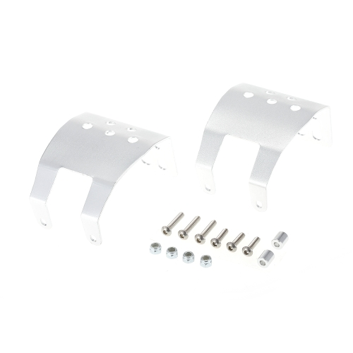 Aluminum Skid Plate Axle Protector for Axial SCX10 1/10 RC Rock Crawler Truck CarToys &amp; Hobbies<br>Aluminum Skid Plate Axle Protector for Axial SCX10 1/10 RC Rock Crawler Truck Car<br>