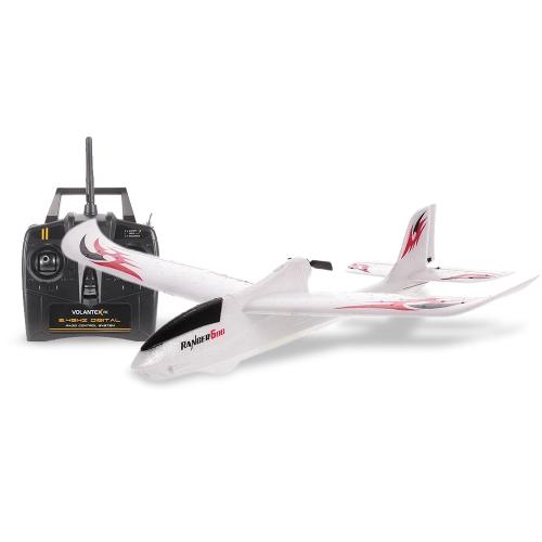 VolantexRC 761-2 Ranger 600 2.4GHz 3CH 6-axis Gyro RC Airplane 600mm Wingspan Aircraft RTF Drone