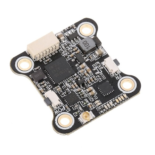 Mini 5848 5804 VTX 5.8G 48CH 25mW/100mW/200mW Switchable Video Transmitter for RC FPV Racing Quadcopter