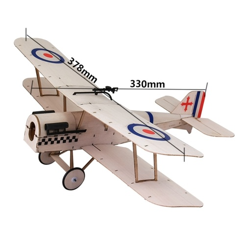 Dancing Wings Hobby K0401 Mini Balsa Airplane