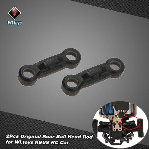 2Pcs Original WLtoys K989-40 Rear Ball Head Rod for WLtoys K989 K979 K999 K969 1/28 Scale RC CarToys &amp; Hobbies<br>2Pcs Original WLtoys K989-40 Rear Ball Head Rod for WLtoys K989 K979 K999 K969 1/28 Scale RC Car<br>