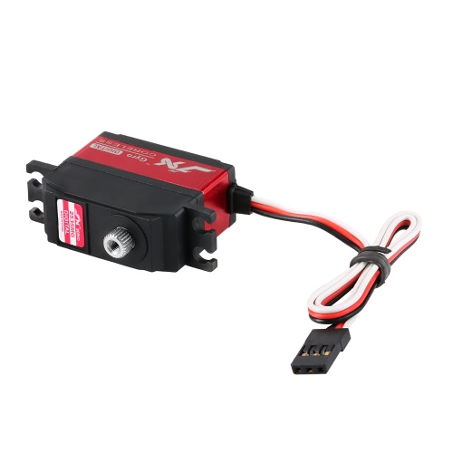 JX PDI-2535MG 25g Metal Gear Digital Coreless Tail Servo for RC 450 500 Helicopter Fixed-wing AirplaneToys &amp; Hobbies<br>JX PDI-2535MG 25g Metal Gear Digital Coreless Tail Servo for RC 450 500 Helicopter Fixed-wing Airplane<br>
