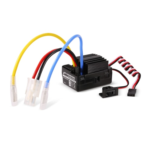 GoolRC 540 55T Brushed Motor with 40A ESC Combo for 1/10 Axial SCX10 RC4WD D90 RC Crawler CarToys &amp; Hobbies<br>GoolRC 540 55T Brushed Motor with 40A ESC Combo for 1/10 Axial SCX10 RC4WD D90 RC Crawler Car<br>
