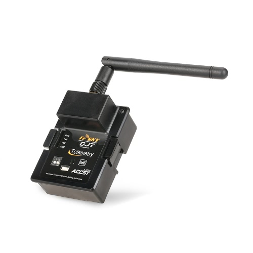 Original FrSky DJT 2.4G Radio Adapter Telemetry Module for JR Transmitter Remote ControllerToys &amp; Hobbies<br>Original FrSky DJT 2.4G Radio Adapter Telemetry Module for JR Transmitter Remote Controller<br>