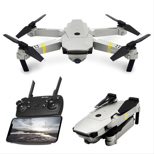 GD88 480P Wifi FPV RC Drone Altitude Tenir Une Clé Retour Pliable RC Formation Quadricoptère pour Débutant Cadeau De Noël