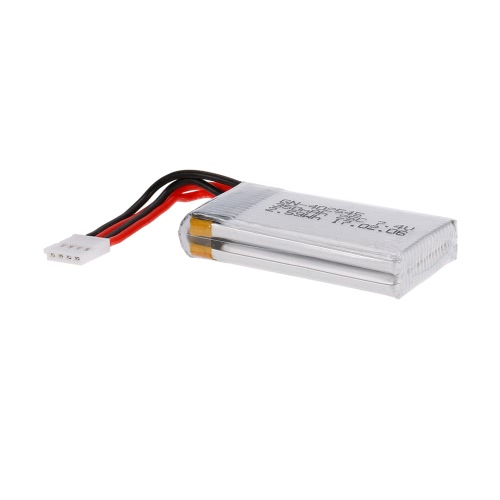 2pcs 7.4V 350mAh Rechargeable LiPo Battery for GTENG T905F T905W FPV QuadcopterToys &amp; Hobbies<br>2pcs 7.4V 350mAh Rechargeable LiPo Battery for GTENG T905F T905W FPV Quadcopter<br>