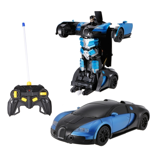 1/12 Remote Control Transformable Car Gesture Sensing Control Transformation Robot RC Toy Kids Children GiftToys &amp; Hobbies<br>1/12 Remote Control Transformable Car Gesture Sensing Control Transformation Robot RC Toy Kids Children Gift<br>