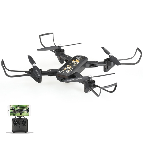 DM IN107S Selfie Drone Wifi FPV RC Quadcopter - RTFToys &amp; Hobbies<br>DM IN107S Selfie Drone Wifi FPV RC Quadcopter - RTF<br>