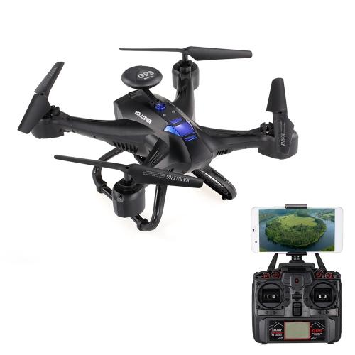 XINLIN X191 Wifi FPV Selfie Drone GPS RC Quadcopter - RTFToys &amp; Hobbies<br>XINLIN X191 Wifi FPV Selfie Drone GPS RC Quadcopter - RTF<br>