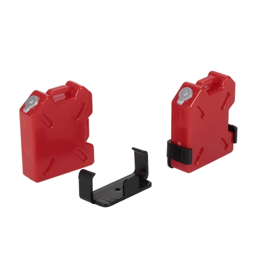 2Pcs Oil/Gasoline Tank Container for 1/10 AX10 SCX10 RC4WD TRX-4 Rock Crawler RC CarToys &amp; Hobbies<br>2Pcs Oil/Gasoline Tank Container for 1/10 AX10 SCX10 RC4WD TRX-4 Rock Crawler RC Car<br>