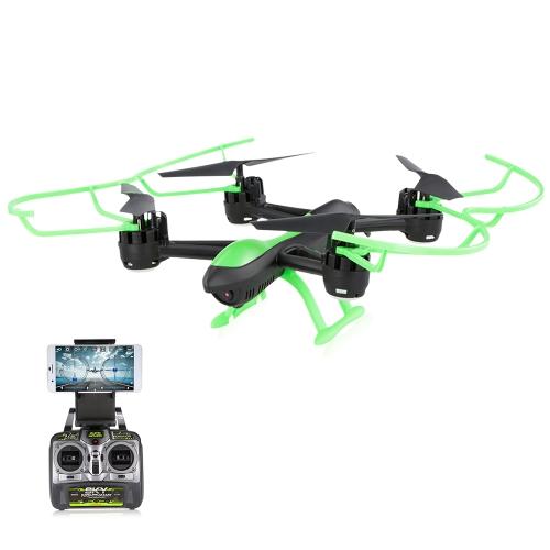 1331W 2.0MP HD Camera Wifi FPV RC Drone Quadcopter - RTFToys &amp; Hobbies<br>1331W 2.0MP HD Camera Wifi FPV RC Drone Quadcopter - RTF<br>