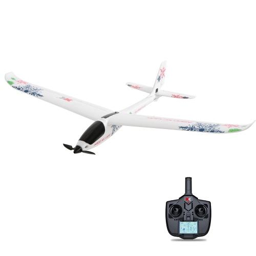 XK A800 780mm Apertura alare 5CH 3D 6G Sistema EPO Fly Wing Aereo ad ala fissa RTF Compatibile Futaba