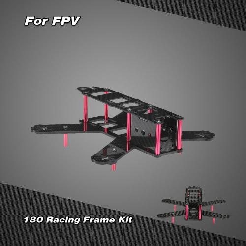 180 4-Axis FPV Racing Drone Quadcopter Carbon Fiber Frame Kit for QAV180 Aerial PhotographyToys &amp; Hobbies<br>180 4-Axis FPV Racing Drone Quadcopter Carbon Fiber Frame Kit for QAV180 Aerial Photography<br>
