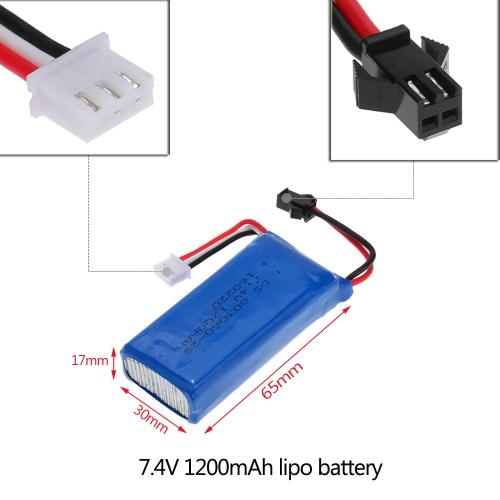 Original JJRC H26-012 7.4V 1200mAh SM Plug Lipo Battery for JJRC H26 RC QuadcopterToys &amp; Hobbies<br>Original JJRC H26-012 7.4V 1200mAh SM Plug Lipo Battery for JJRC H26 RC Quadcopter<br>