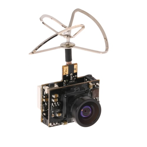 GoolRC 800TV FPV Camera 5.8G 40CH 25/100/200mW Transmitter IPEX Antenna for Inductrix QX90 H36 T36 NH-010 Micro Racing DroneToys &amp; Hobbies<br>GoolRC 800TV FPV Camera 5.8G 40CH 25/100/200mW Transmitter IPEX Antenna for Inductrix QX90 H36 T36 NH-010 Micro Racing Drone<br>