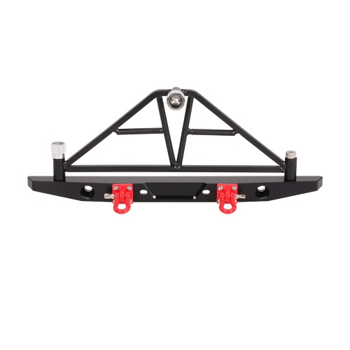 Austar AX-20002 Metal Rear Bumper with Spare Tire Carrier Taillights for 1/10 AXIAL SCX10 RC Rock CrawlerToys &amp; Hobbies<br>Austar AX-20002 Metal Rear Bumper with Spare Tire Carrier Taillights for 1/10 AXIAL SCX10 RC Rock Crawler<br>