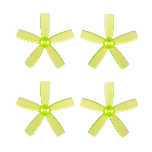 10 Pairs 1935 5-blade Propeller CW CCW for 1104 1103 Motor G90 Pro FX100 Micro FPV Racing Drone QuadcopterToys &amp; Hobbies<br>10 Pairs 1935 5-blade Propeller CW CCW for 1104 1103 Motor G90 Pro FX100 Micro FPV Racing Drone Quadcopter<br>