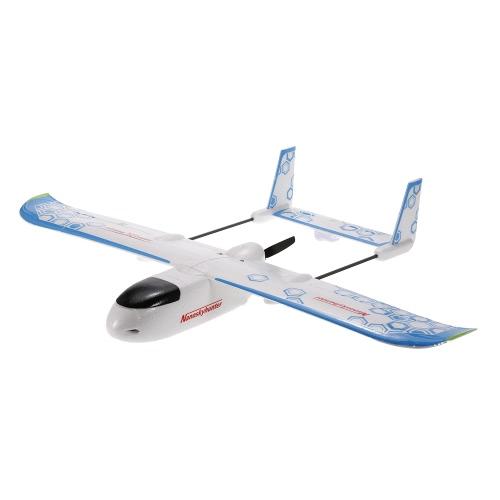 SONICMODELL Nano Skyhunter 780 millimetri Wingspan EPO FPV Fly Wing Kit fisso Wing Airplane KIT