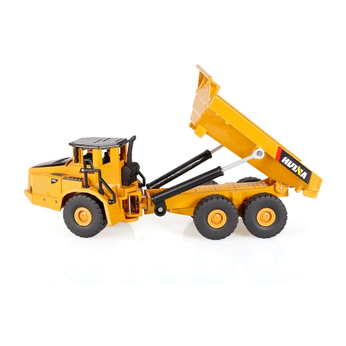 HUI NA TOYS 1712 1/50 Articulated Dump Truck Engineering Vehicle Kids Toy Gift Housing Decoration CollectionToys &amp; Hobbies<br>HUI NA TOYS 1712 1/50 Articulated Dump Truck Engineering Vehicle Kids Toy Gift Housing Decoration Collection<br>