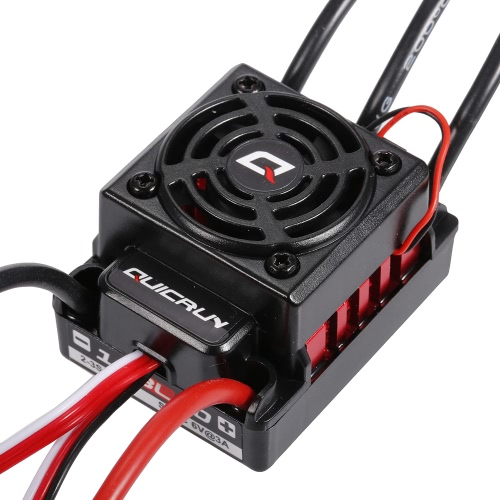 Original Hobbywing QuicRun WP 10BL60 Brushless Sensorless Waterproof 60A ESC 2-3S 6V/3A BEC for 1/10 Short Course TrucksToys &amp; Hobbies<br>Original Hobbywing QuicRun WP 10BL60 Brushless Sensorless Waterproof 60A ESC 2-3S 6V/3A BEC for 1/10 Short Course Trucks<br>