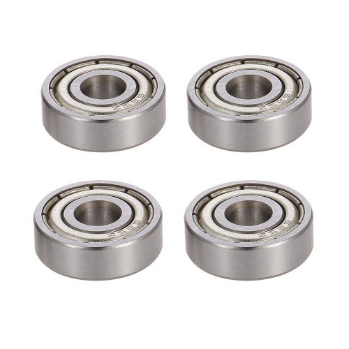 4pcs SURPASS HOBBY 625ZZ 6mm * 16mm * 5mm Double Shielded Deep Groove Pressed Steel Cage Bearings for RC CarToys &amp; Hobbies<br>4pcs SURPASS HOBBY 625ZZ 6mm * 16mm * 5mm Double Shielded Deep Groove Pressed Steel Cage Bearings for RC Car<br>